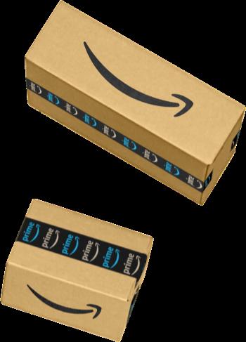 Cajas Amazon prime